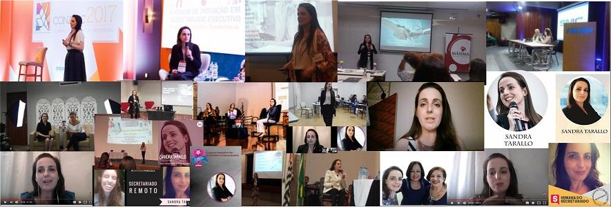 palestras total novo - A Secretária do Futuro