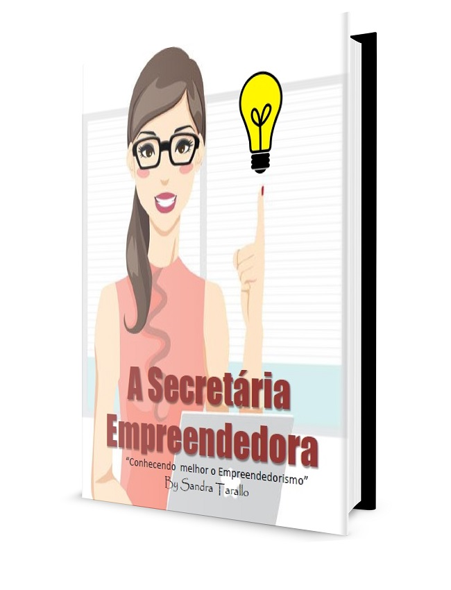 "capa empreendedora 1 Copia - E-book ""A Secretária Empreendedora"""