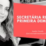Secretária Remota - Primeira Demanda