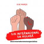 Post Rosa e Azul de Dia Internacional da Mulher para Redes Sociais 150x150 - Como Contratar Secretária Remota?