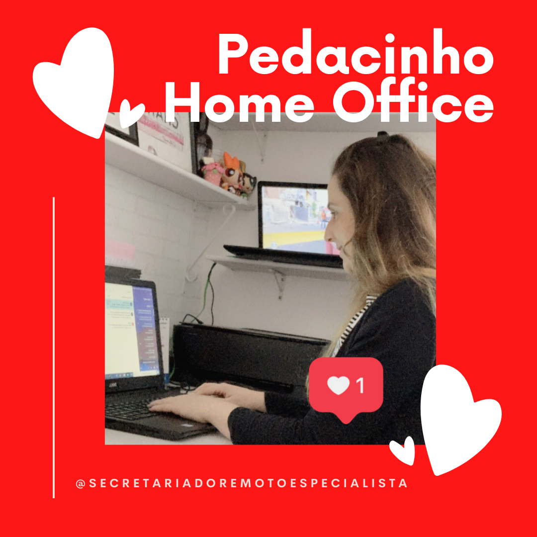 Pedaçinho Home Office