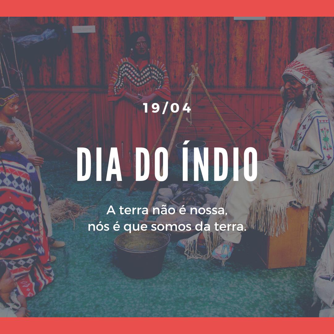 dia do indio 2 - Dia do Índio