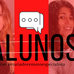 Live com a Aluna Alessandra Macedo - Secretariado Remoto Especialista