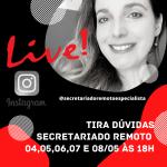 Tira Dúvidas - Live Instagram