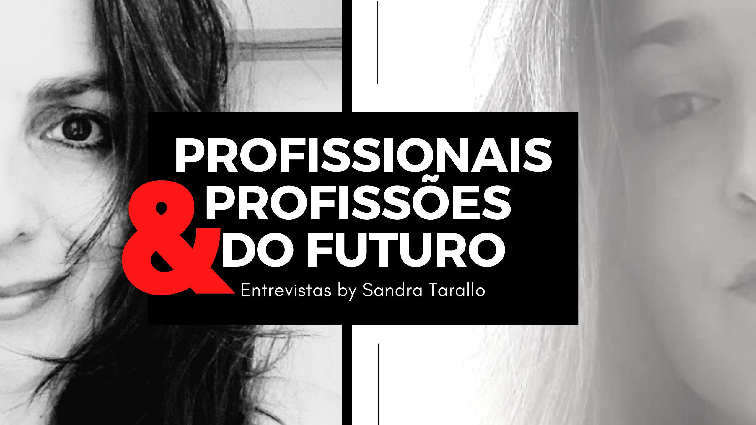 Profissionais Profissões do futuro 2 - [Projeto Profissionais e Profissões do Futuro]  Profissional da área do e-commerce Cassia Couto