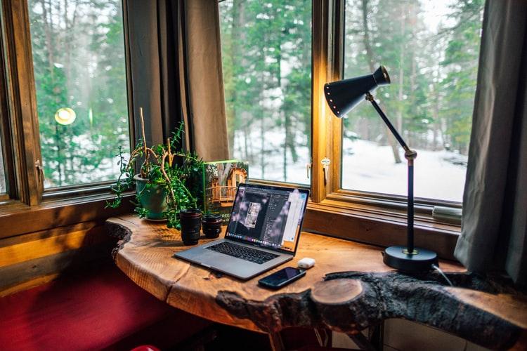 imagem 1 - Espaço de Trabalho Home Office