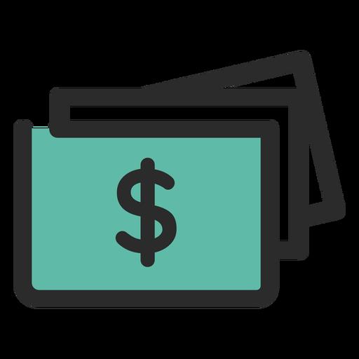 4c530aaa31fee46760a577666a13708d iacute cone de tra ccedil o colorido de notas de dinheiro by vexels - Home